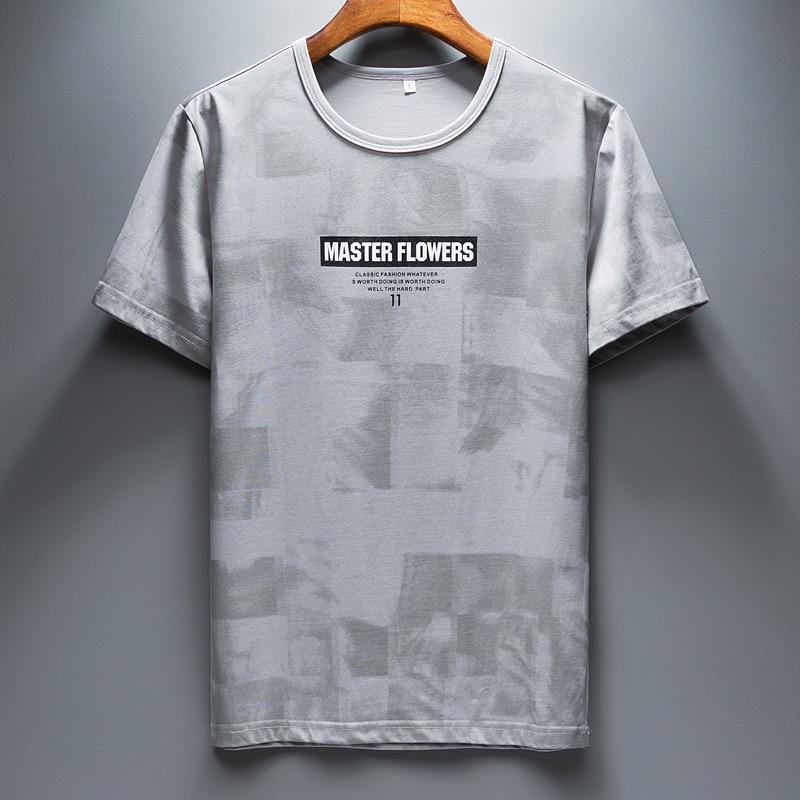 MIACAWOR New Brand Design Summer Men tshirt 100%Cotton Short-sleeve Funny t shirts Fashion Men Tees Camisetas MT657 2