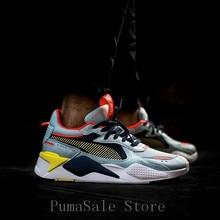 8b3bd8f28703 PUMA RS-X Toys Transformer Men Women Badminton Shoes Reinvention RS System  Cushioning Sneaker 369579