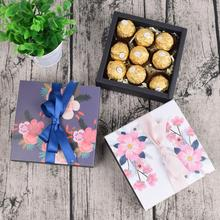 20pcs/lot New Design Drawer Paper Candy Chocolate Boxes Baby Shower Gift Packaging Box Birthday Wedding Party Favor Box 20pcs lot new design drawer paper candy chocolate boxes baby shower gift packaging box birthday wedding party favor box