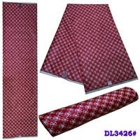SMT!Ghana Kente Wax Fabric Veritable hitarget Wax African Kente Prints Real Java Wax Fabric for Cloth in 6 yards ! P72459