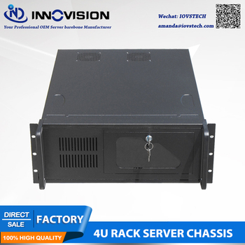 Industrial computer RC580 4Urack mount chassis 2u 6 disk hot plug server chassis rm21706 2u industrial chassis