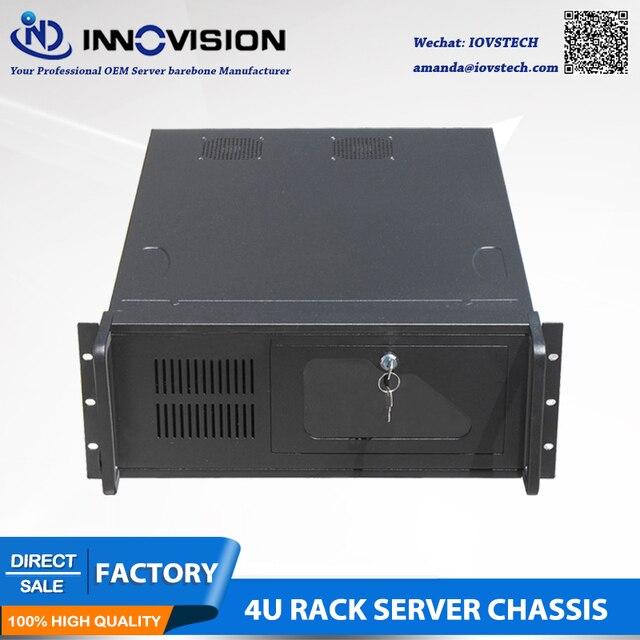 מחשב תעשייתי RC580 4 Urack הר מארז