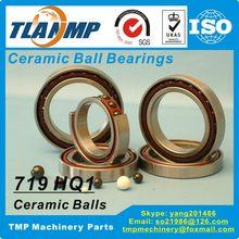 71904c/71904ac sul hq1 p4 rolamento de esferas de contato angular (20x37x9mm) com bolas cerâmicas