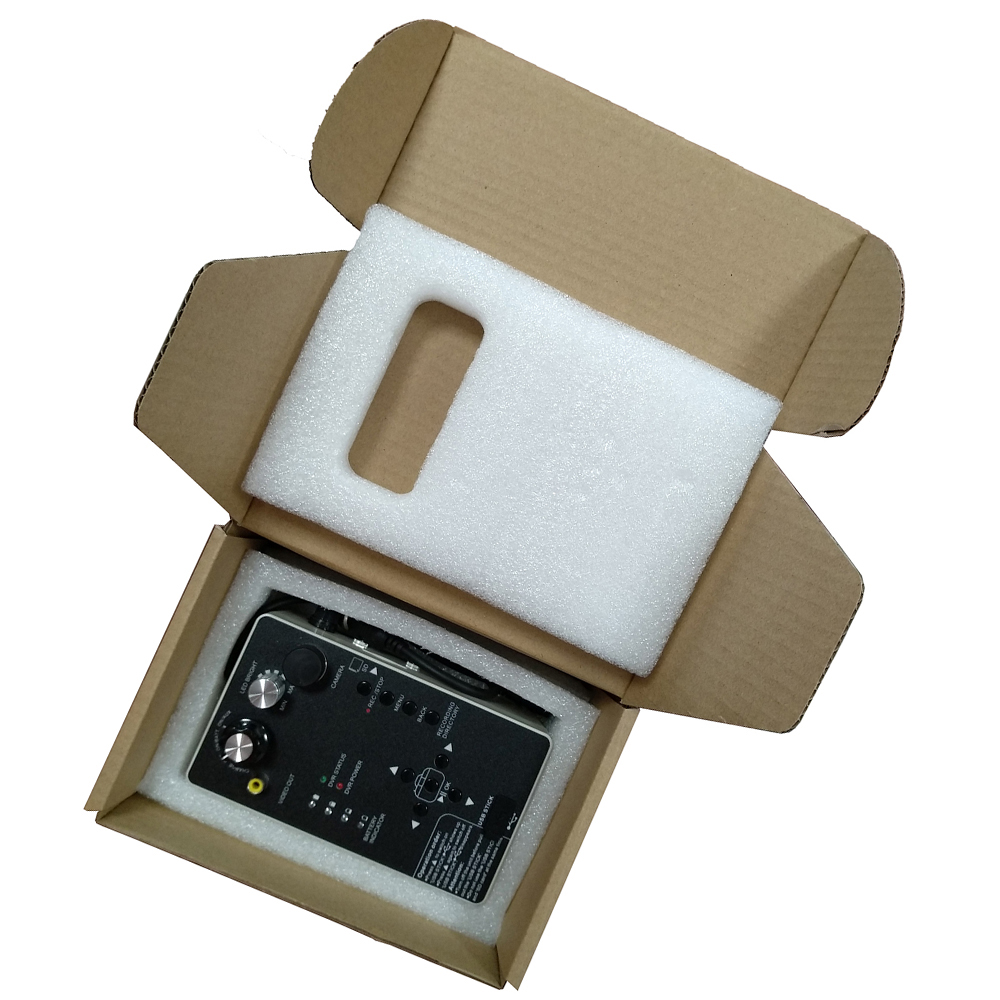 DVR Control Box With Recording Function For Drain Sewer Inspection Camera Spare Parts Accessories DVR Controller