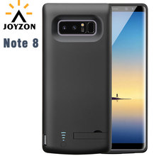 Hot Sale 6500 mAh High Capacity Battery Charger Case For Galaxy Note 8 Power Bank External Backup Charger Case With Kickstand