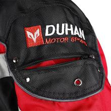 DUHAN Motocross Equipment Gear Cotton Underwear Cold-proof Moto Jacket Men's 600D Oxford Cloth Street Motorcycle Jacket