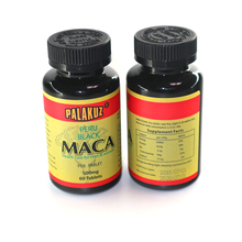 2 bottles,Natural black Maca root extracts Health care Energy boost personal care both for men & women цена