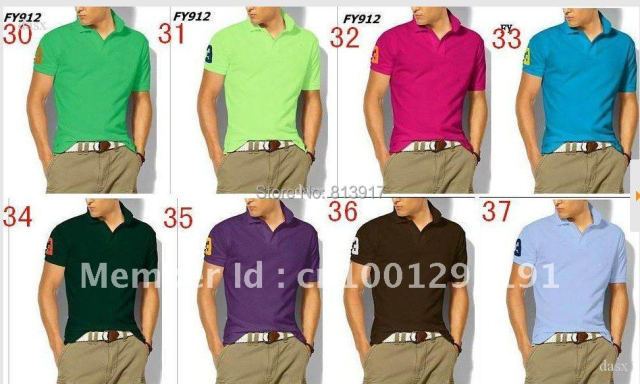 Free shipping!Men's 100% cotton Fashion sports  Size: SM L XL