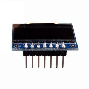 0.96 Inch 7 Pin 128 x 64 SPI O