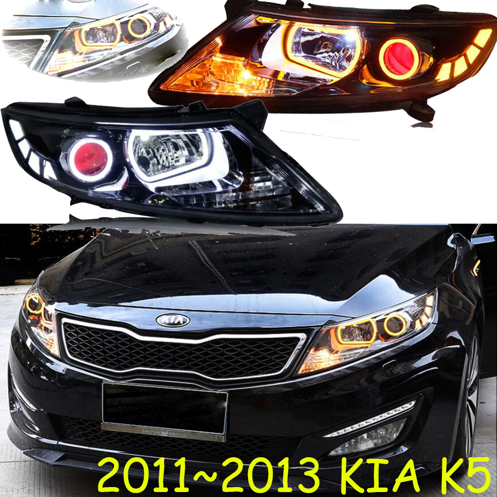 HID,2011~2014,Car Styling,KlA K5 Headlight,Sportage,soul,spectora,k5,sorento,kx5,ceed,K5 head lamp;cerato,K5 head light hid 2011 2014 car styling kla k5 headlight sportage soul spectora k5 sorento kx5 ceed k5 head lamp cerato k5 head light