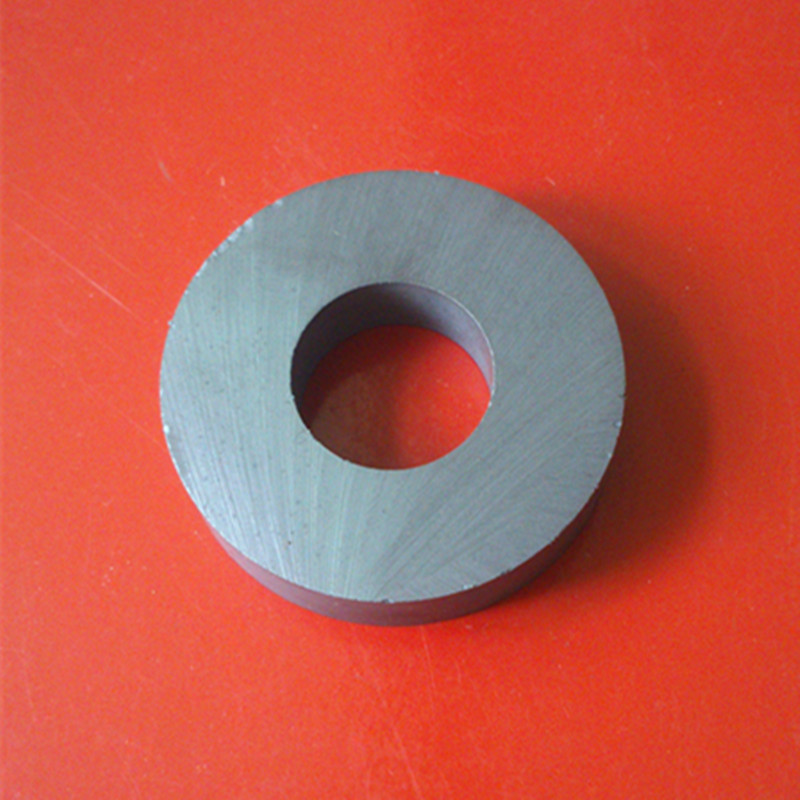 12pcs Ferrite Magnet Ring OD 45x19x10 mm for Subwoofer C8 Ceramic Magnets for DIY Loud speaker Sound Box board home use