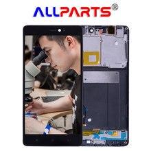 Оригинал испытания 1920×1080 Для Xiaomi MI4C Дисплей Сенсорный экран с Рамка планшета для Xiaomi Mi 4C MI4C ЖК-дисплей Дисплей