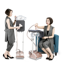 12 передач Регулируемый Пароварка 2.4L подвесной вертикальный паровой утюг плоская гладильная одежда Паровая домашняя Коммерческая для одеж