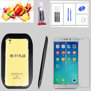 """Image 2 - 5.5"""" For OPPO F1 Plus R9 X9009 LCD Display + Touch Screen Digitizer Sensor +Frame Full Assembly Replacement Parts"""
