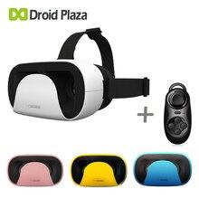 """2016 B Aofeng Mojing XD 3D VRแว่นตาหมวกกันน็อกความเป็นจริงเสมือนกล่องกระดาษแข็งสำหรับiphone 6 6 s plusและa ndroid 4.7-5.5 6 """"มาร์ทโฟน"""
