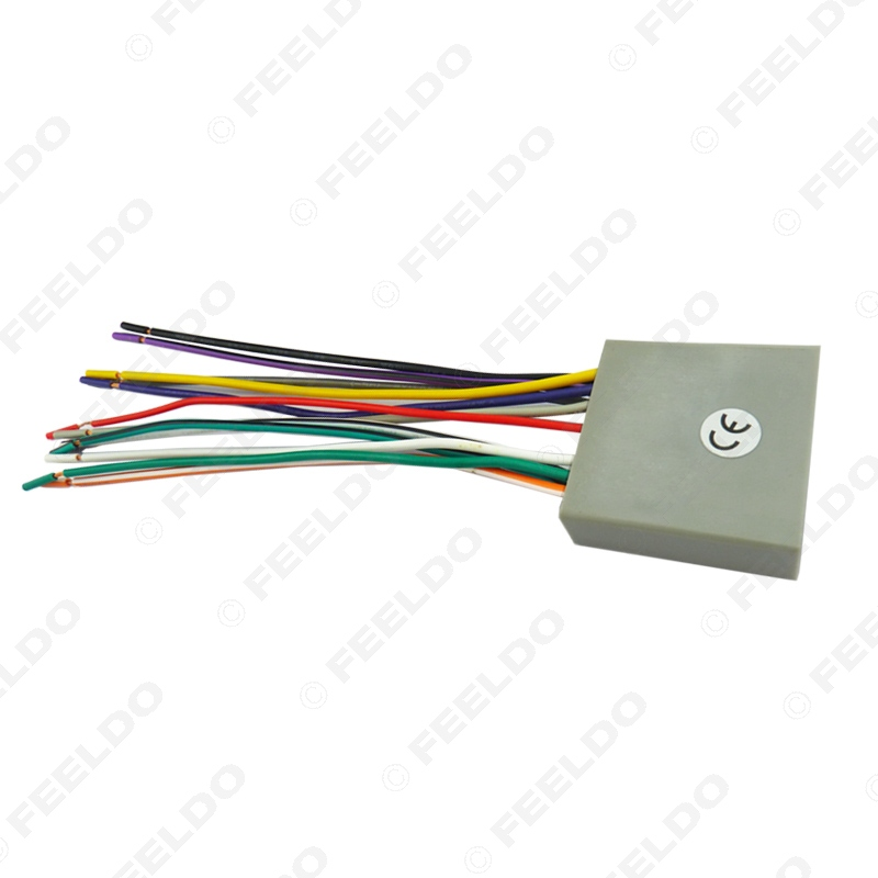 popular acura wiring harness buy cheap acura wiring harness lots car cd player radio audio stereo wiring harness adapter plug for honda 06 08