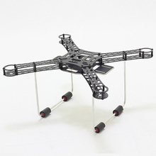 HOBBYINRC Lji 380 Ultraligt Carbon Fiber Frame Kit with Power Distribution Board for DIY RC Multicopter
