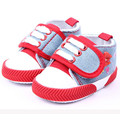 2016Hot Kids Baby Shoes Infant Girls Butterfly Printed Shoes Soft Sole Canvas Shoes Booties For Newborns Prewalker 0-1Y
