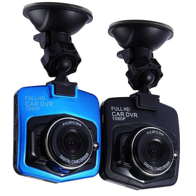Горячий Продавать Портативный Мини Full HD Автомобильный ВИДЕОРЕГИСТРАТОР 1080 P Recorder Автомобильный Видеорегистратор Видеокамера GT300 Регистратор Видеорегистраторы G-сенсор тире Камеры