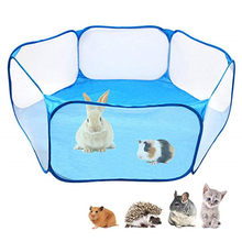 best selling 2019 products Breathable and Transparent Pet Playpen Outdoor and Indoor Exercise Portable Fenc support dropshipping(China)