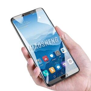 Image 2 - 2 cái Tempered Glass Đối Với huawei mate 10/Bạn Đời 10 Pro Bảo Vệ Màn Hình Chống Blu Ray Glass Bảo Vệ phim Cho huawei mate 10