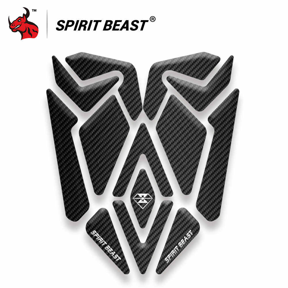 Detail Feedback Questions About Spirit Beast Motorcycle Sticker Moto