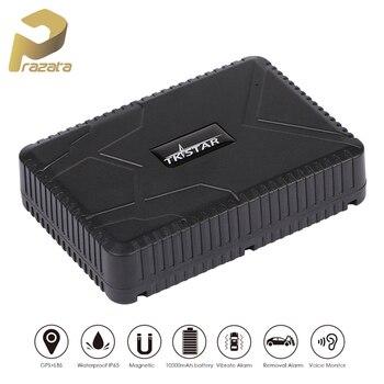 TKSTAR-rastreador GPS para coche 2G/GSM, impermeable, TK915, imán potente, Localizador GPS, 10000mAh,...