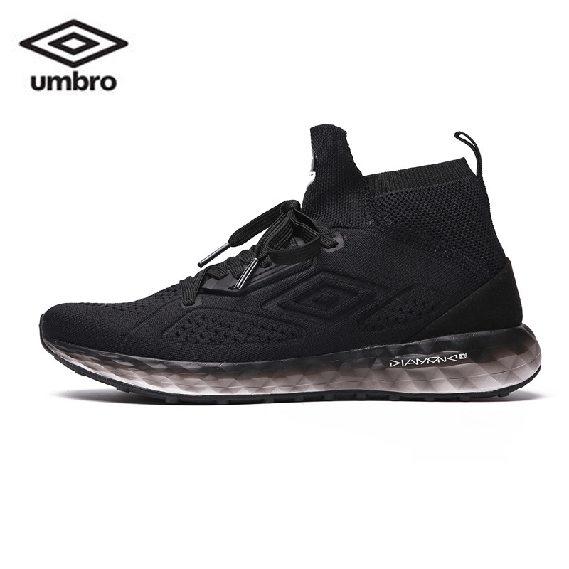 Umbro New 2018 Women Running Sports Shoes Breathable Comfortable Jogging Running Shoes Sneakers Sport Shoes UI181FT0202