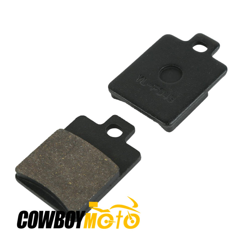 Motorcycle Sintered Semi-Metallic Front Brake Pads For PIAGGIO Zip 50 SP Grimeca caliper Liberty 125 200 Free Shipping