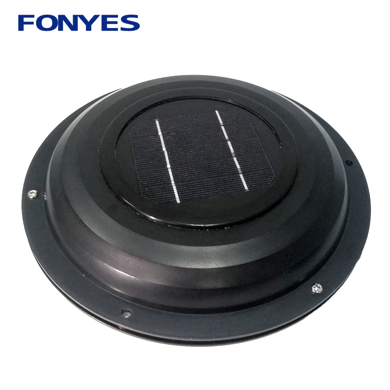 Solar power ventilator air vent fan for caravans car boat RV home green house exhaust ventilation fan air extractor -in Exhaust Fans from Home Appliances    3