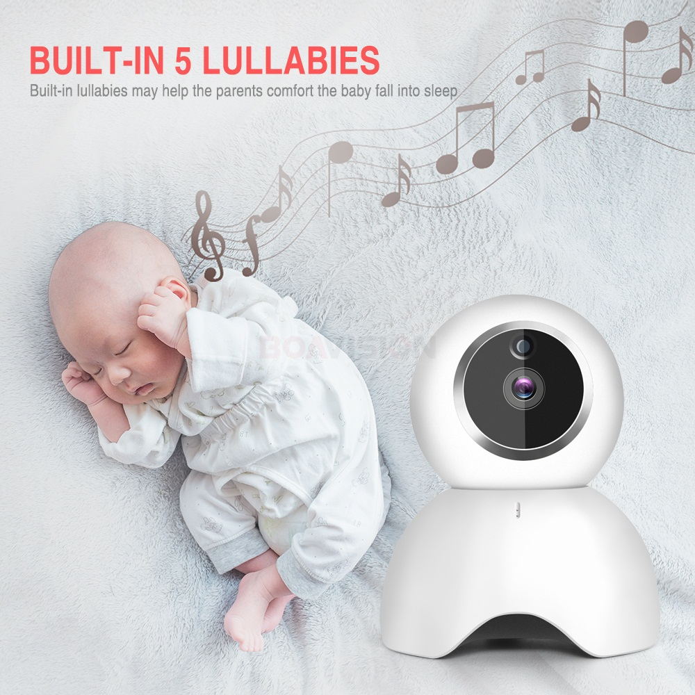 05 5 inch baby monitor