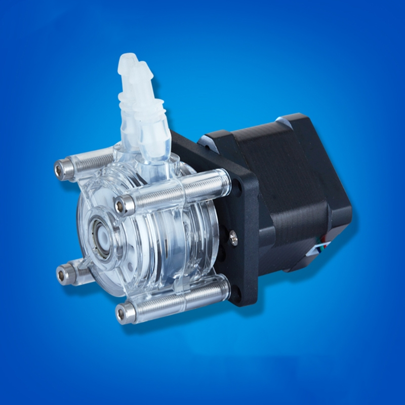 DC 12/24V Peristaltic Pump Large Flow Dosing Pump Vacuum Aquarium Lab Analytical mini diy dosing pump peristaltic pump dosing head for aquarium lab analytical water pump with high flow l kamoer kds