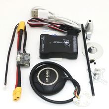 Ublox NEO 6M GPS Module + MINI APM PRO Flight Controller Board + Power Module XT60 plug for RC Quadcopter Helicopter Airplane цены