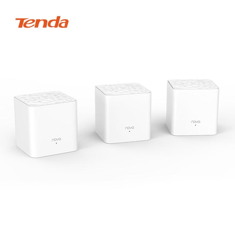 Tenda Nova MW3 Wireless Wifi Mesh Router AC1200 Dual Band 2 4Ghz 5 0Ghz Wifi Repeater