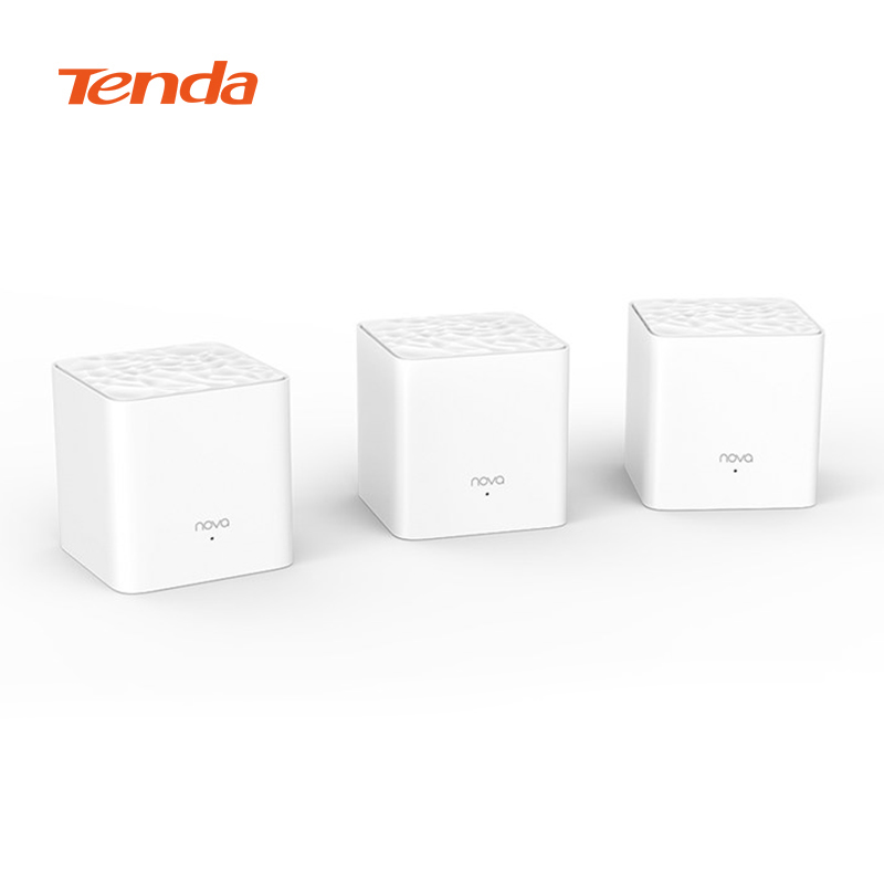 Tenda Nova MW3 Drahtlose Wifi Mesh Router AC1200 Dual Band 2,4 Ghz/5,0 Ghz Wifi Repeater Mesh WiFi System APP Remote Englisch-in Wireless-Router aus Computer und Büro bei AliExpress - 11.11_Doppel-11Tag der Singles 1