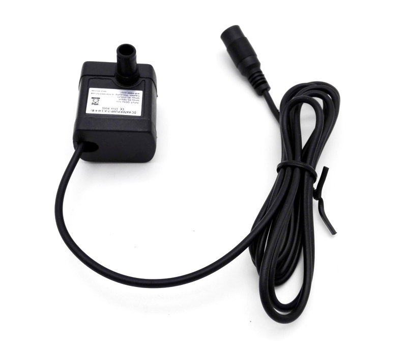 High Quality DC 5~12V 150~280L/h Micro Submersible Water Pump For Aquarium