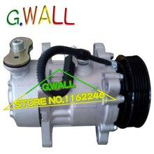 ac compressor for Hyundai Accent/Lantra II(00-95)/Sonata II 2.0i(98-96)/Coupe 1.6 16V(02-98)/Coupe 2.0 16V(02-01)