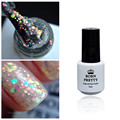 1 Bottle BORN PRETTY Glitter Sequins UV Gel 5ml Clear Black Pink Soak Off Gel Polish Manicure Nail Art Varnish