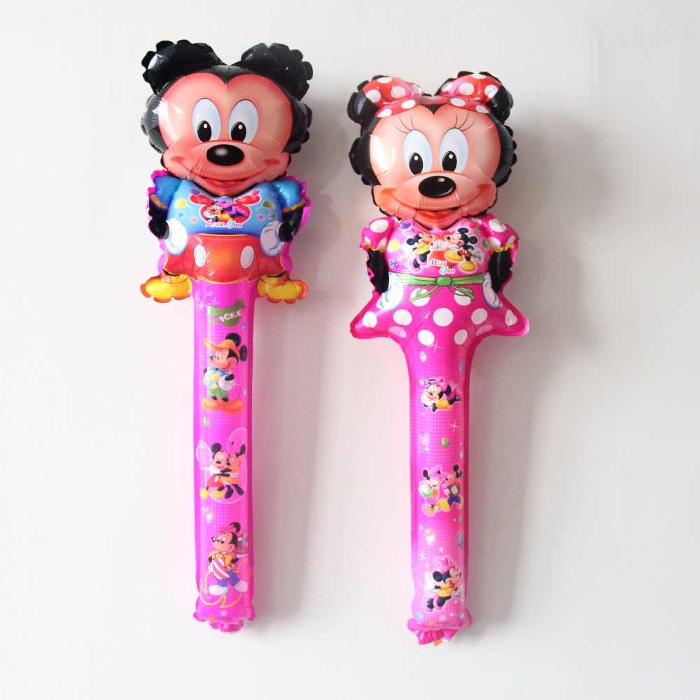 Mickey & Minnie Globos balloons Classic Toys Birthday inflatable air balloons Happy Birthday Party Decoration ballons