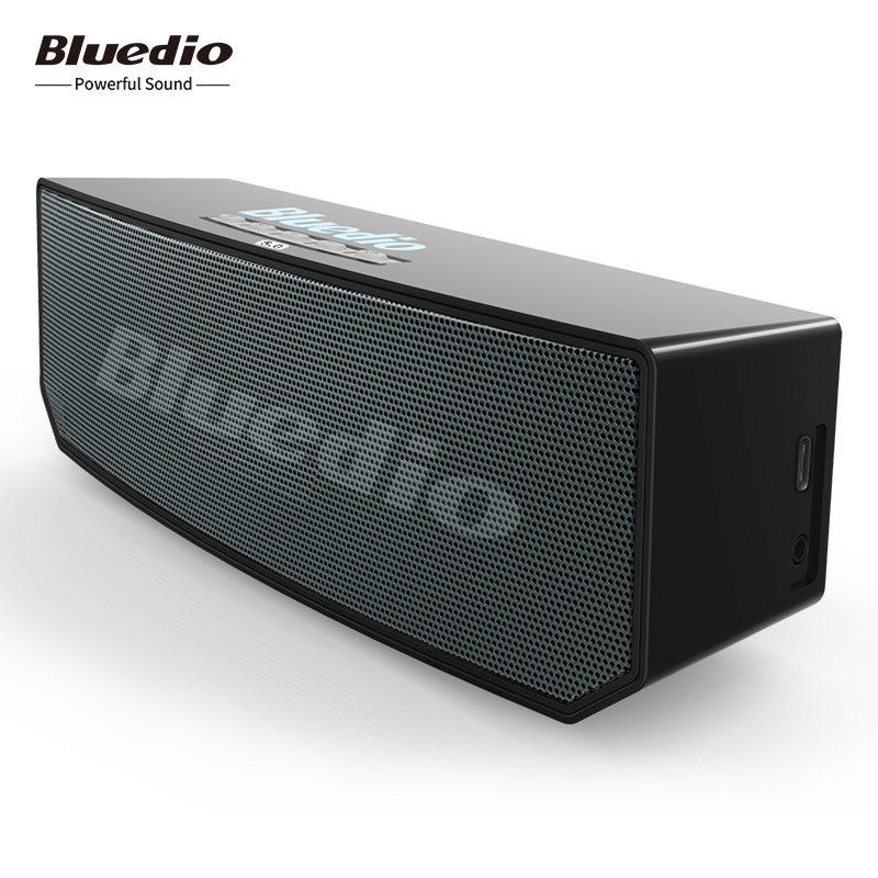 2018 New Bluedio BS-6 mini Bluetooth Speakers Portas
