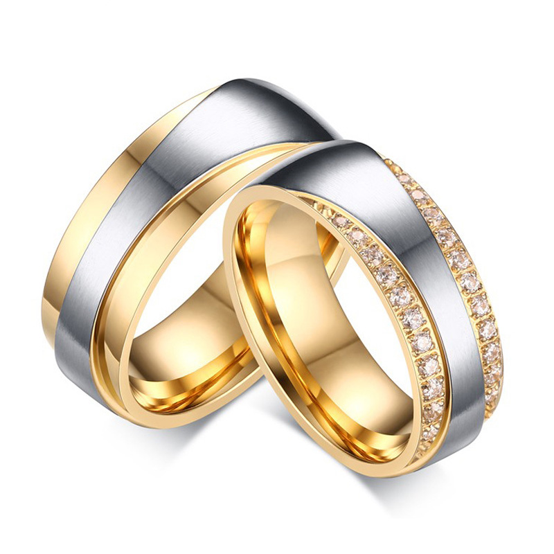 Online Shop 1 Pair Finger Ring 2017 New Classic Private Design ...