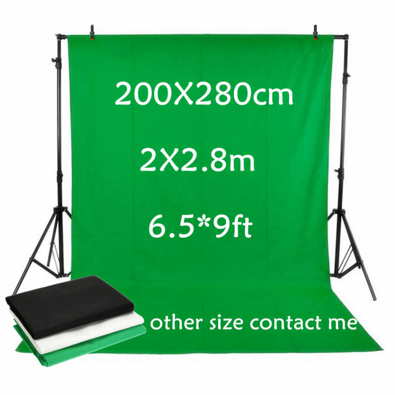 Allenjoy зеленый экран Chromakey портретный фон для фотосъемки фон нетканый материал профессиональный для фотостудии