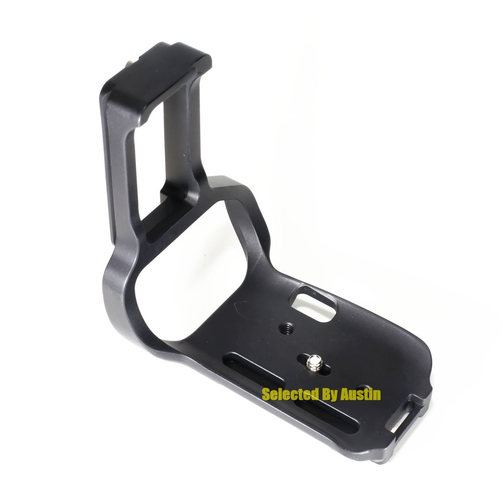 Quick Release L Plate Vertical Bracket Grip For Nikon D500 W Battery Grip MB D17