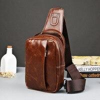 New Men S Chest Pocket Bag S Casual Metrosexual Bag Shoulder Bag Messenger Bag Man Crazy