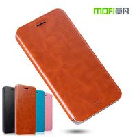M Case For Xiaomi Redmi Note 4 5 5 Mofi Brand Ultra Thin Book Flip PU