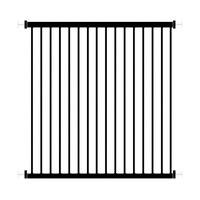53 64 см окна ограждение Бесплатная установка перфорация Бесплатная дети окно безопасности забор окно безопасности гладить черный