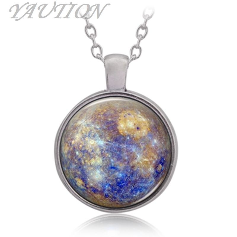 2016 Europe and the United States new starry stars stars panorama time gem pendant neckl ...