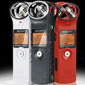 Original ZOOM H1 protable Handheld Digital Voice Recorder Stereo recording pen for Interview SLR recording microphone
