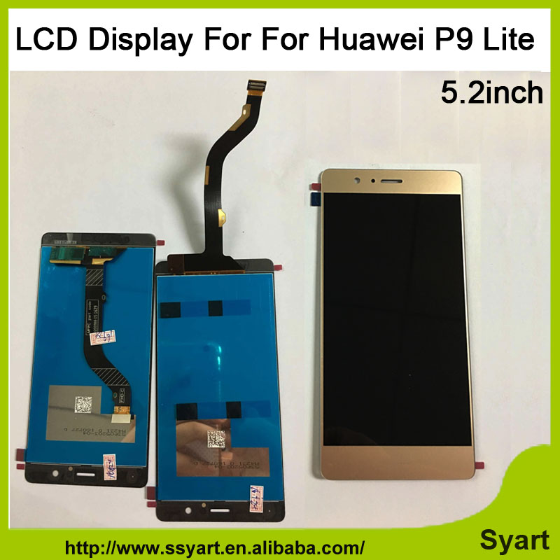 Hot Sale Mix order Color 5 2inch P9 LITE LCD Display x Touch Screen Digitizer Glass