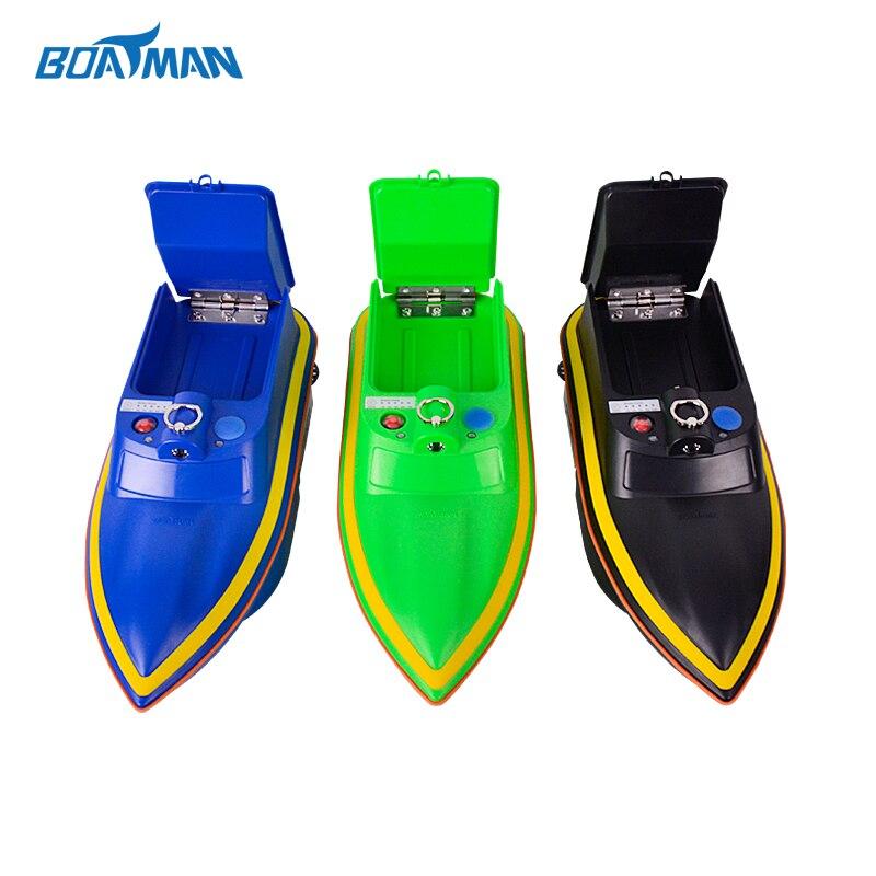 Barco de Pesca para Isca Pesca Mini2a Abs Plástico Automático